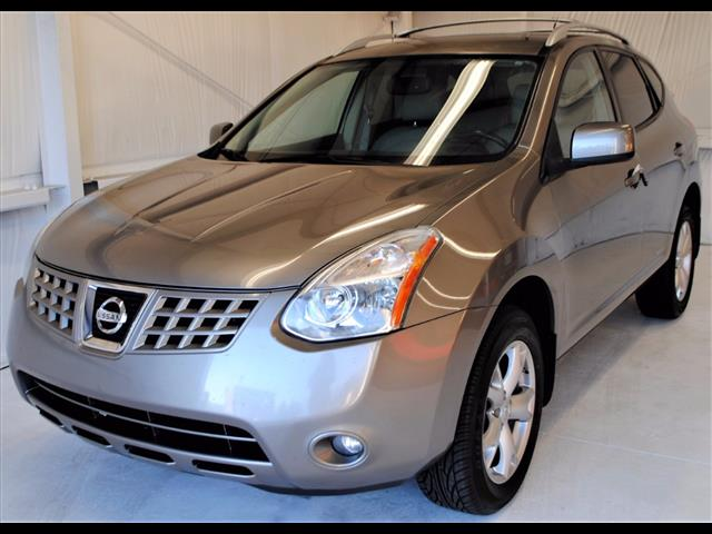 2009 Nissan Rogue S SULEV – 9W047837