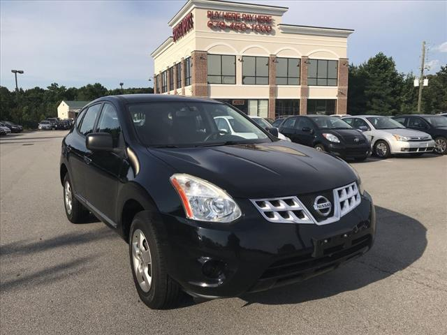 2013 Nissan Rogue S:DW501328