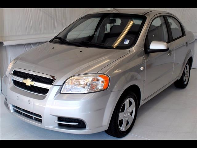Awesome 2008 Chevrolet Aveo LS:8B002742 ...