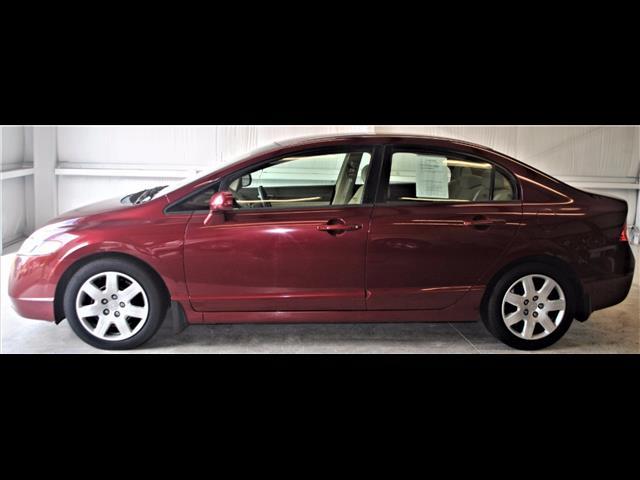 2008 Honda Civic LX:8L054823