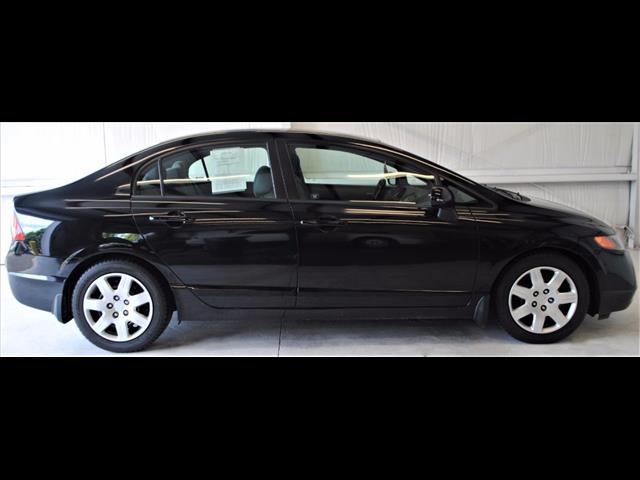 2008 Honda Civic LX:8L054648