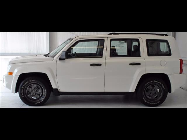 ... 2008 Jeep Patriot Sport:8D706644 ...