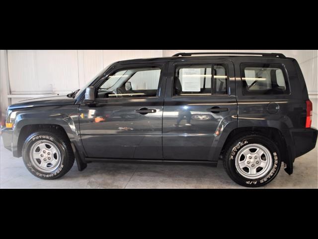 2008 Jeep Patriot Sport:8D676241