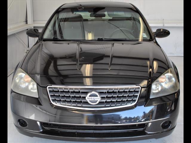 2006 Nissan Altima 2.5:6C176052