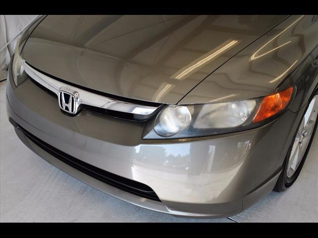 2008 Honda Civic EX:8H513731