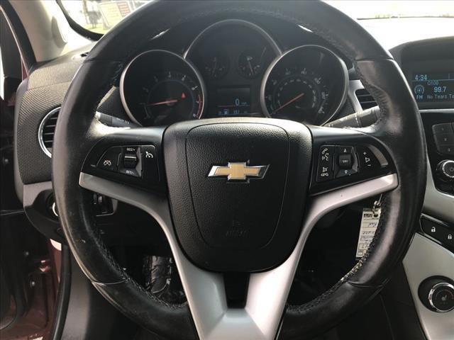 2012 Chevrolet Cruze LT:C7364847