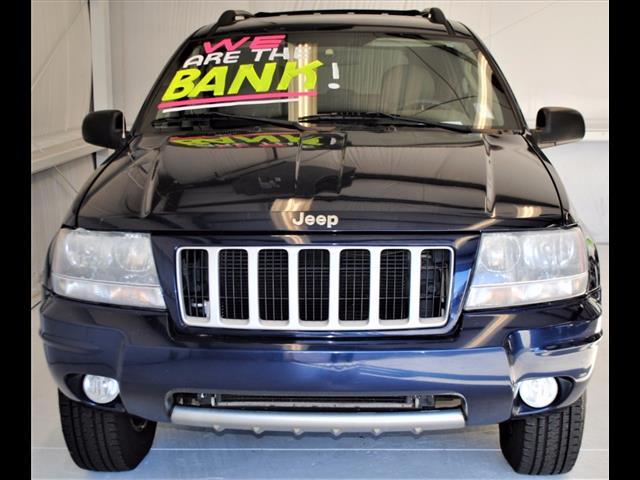 2004 Jeep Grand Cherokee Laredo:4C381646