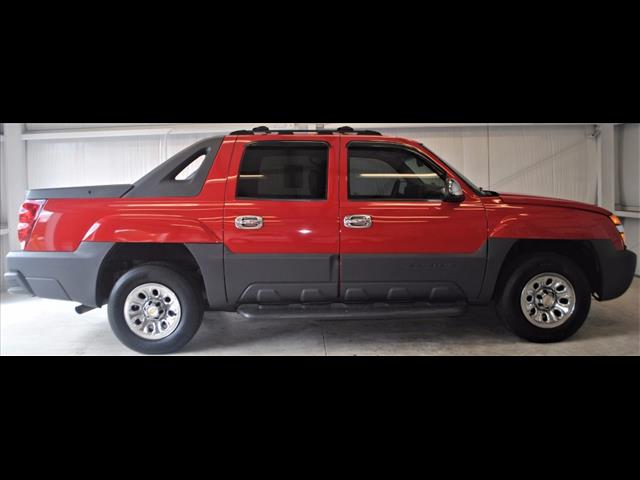 used 2003 chevrolet avalanche 1500 pickup for sale 3g124889 buford ga sports and imports. Black Bedroom Furniture Sets. Home Design Ideas