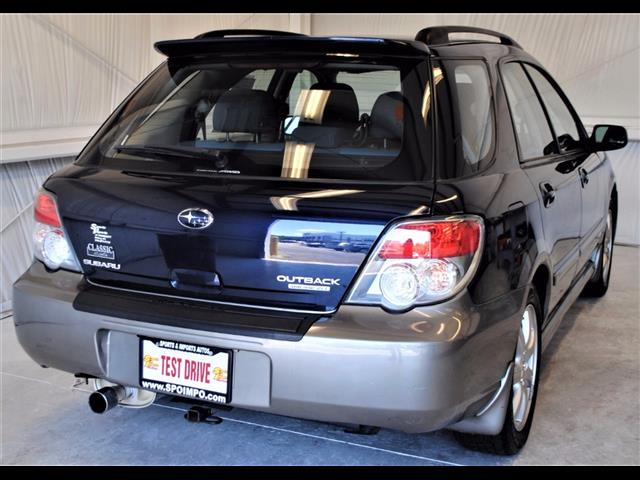 used 2006 subaru impreza outback sport wagon for sale 6h818958 buford ga sports and imports. Black Bedroom Furniture Sets. Home Design Ideas