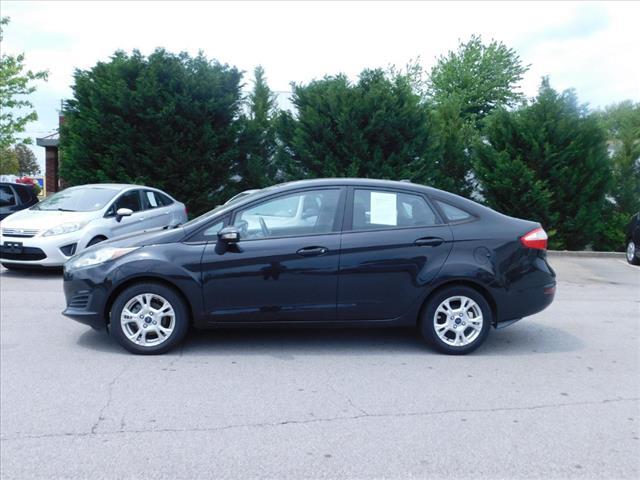 2014 Ford Fiesta SE:EM205317