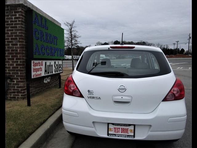 2007 Nissan Versa 1.8 S:7L374619