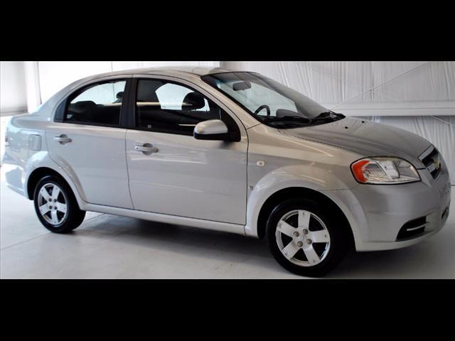 Used 2008 Chevrolet Aveo Ls Sedan For Sale 8b002742 Buford Ga