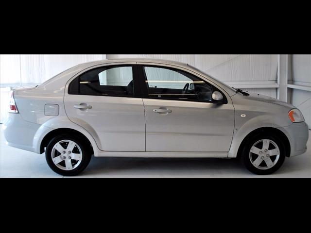Charming ... 2008 Chevrolet Aveo LS:8B002742 ...