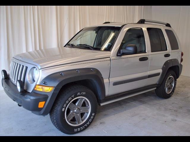 Used 2006 Jeep Liberty Renegade Suv For Sale 6w108799