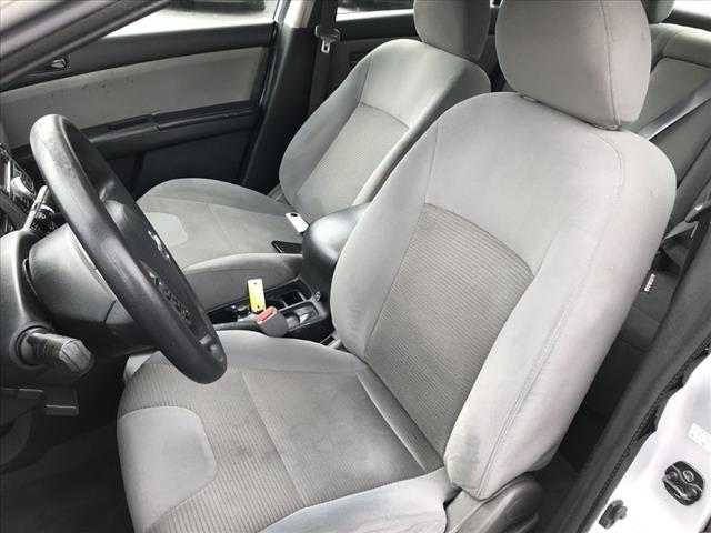 2012 Nissan Sentra 2.0:CL687641