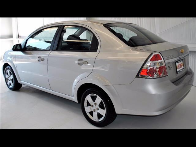 ... 2008 Chevrolet Aveo LS:8B002742 ...