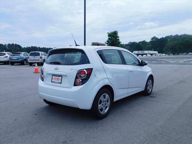 2014 Chevrolet Sonic LS Auto:E4152528