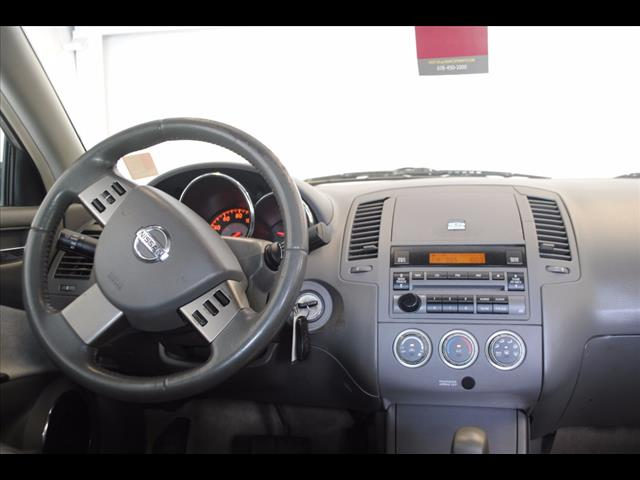2006 Nissan Altima 2.5 S:6C260216
