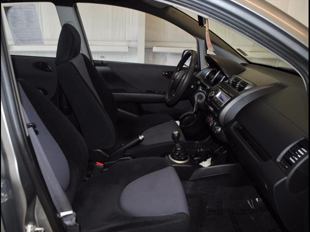 ... 2008 Honda Fit Sport:8S007651 ...