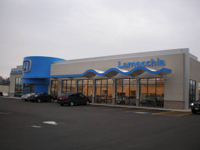 Lamacchia Honda - Car and Truck Dealer in Syracuse, New York - 4367