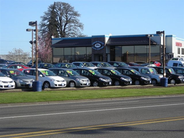Chuck Colvin Ford >> Chuck Colvin Ford Nissan Car And Truck Dealer In Mcminnville