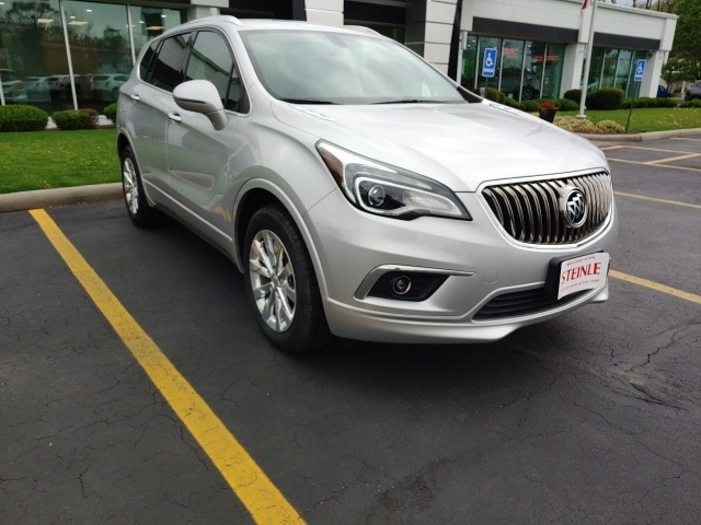 2018 Buick Envision Essence–FP8430