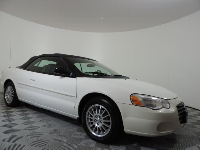 2005 chrysler sebring convertible value