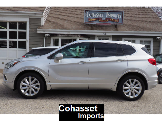 2017 Buick Envision Premium II - One Owner – 043748