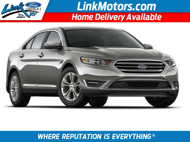 Black 2013 Ford Taurus SEL