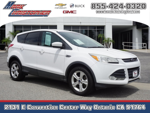 used 2015 Ford Escape car, priced at $8,950