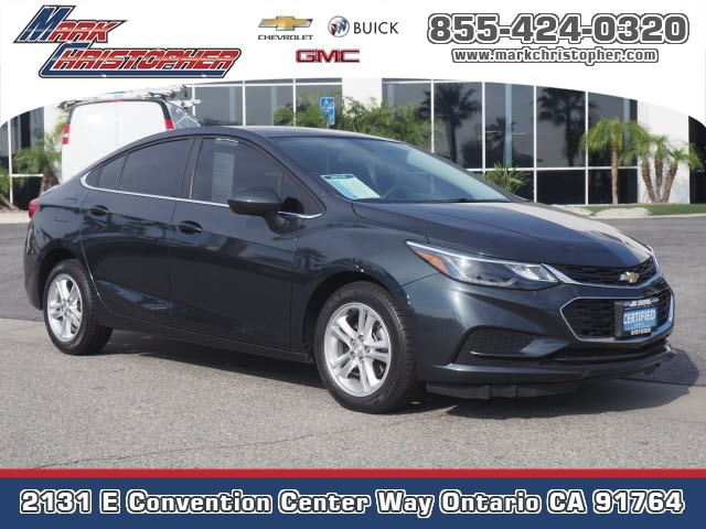 used 2018 Chevrolet Cruze car, priced at $13,450