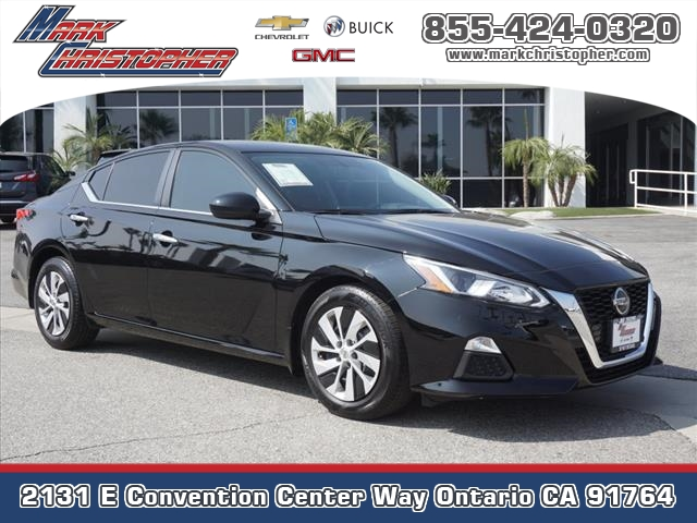 used 2019 Nissan Altima car, priced at $17,450