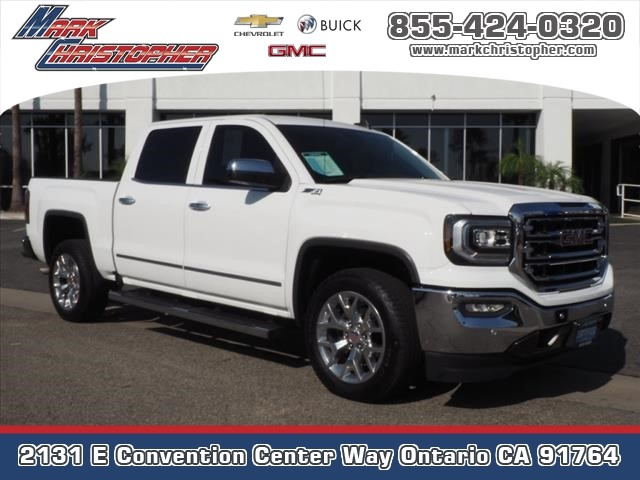 used 2018 GMC Sierra 1500 car, priced at $41,000