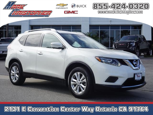 used 2015 Nissan Rogue car, priced at $13,500