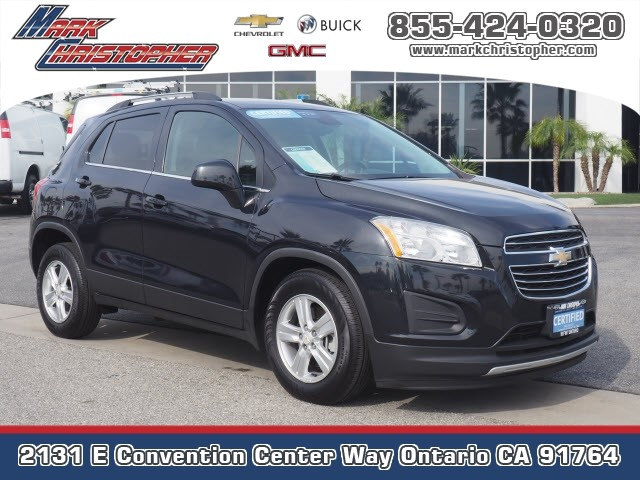 used 2016 Chevrolet Trax car, priced at $11,950