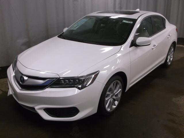 new 2017 Acura ILX car