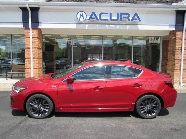 new 2020 Acura ILX car