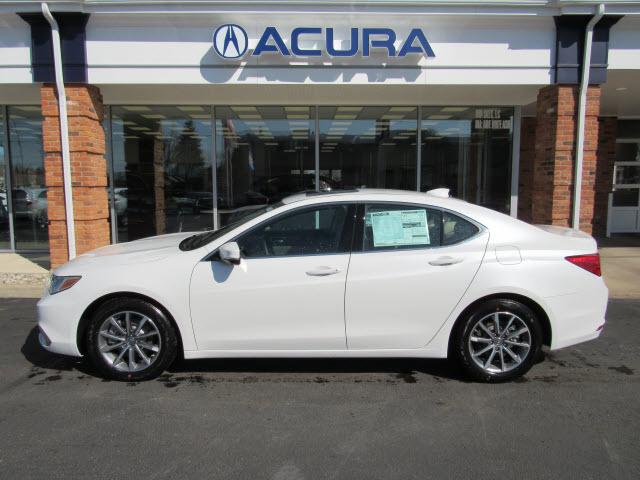 new 2020 Acura TLX car