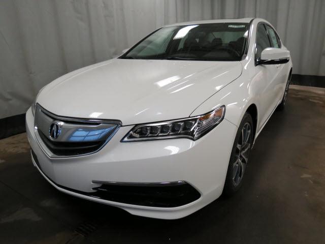 new 2017 Acura TLX car