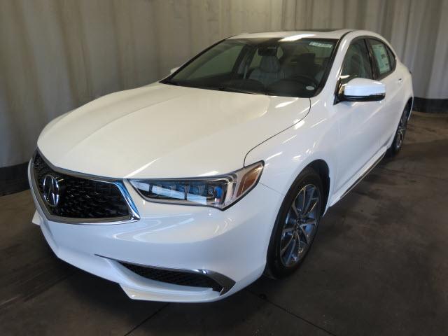 new 2018 Acura TLX car