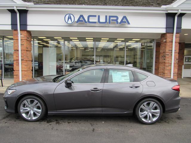 new 2021 Acura TLX car