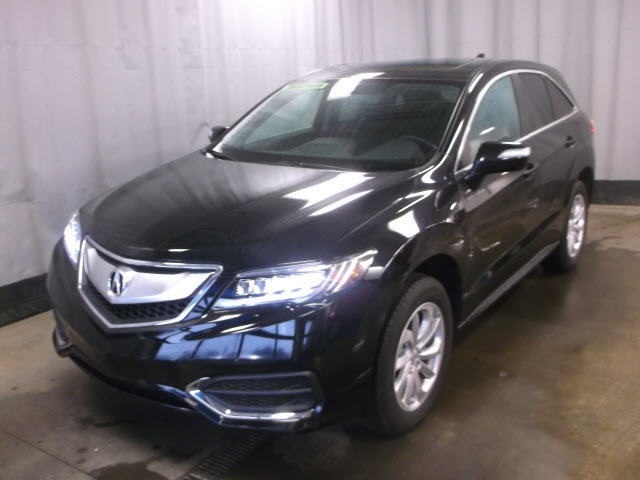 new 2017 Acura RDX car